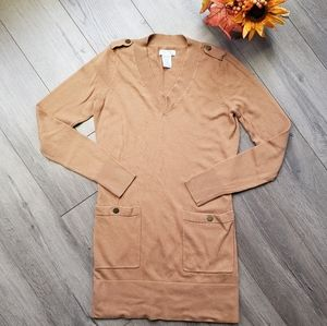 🎇Host Pick🎇 PURE Alfred Sung brown sweater🍂